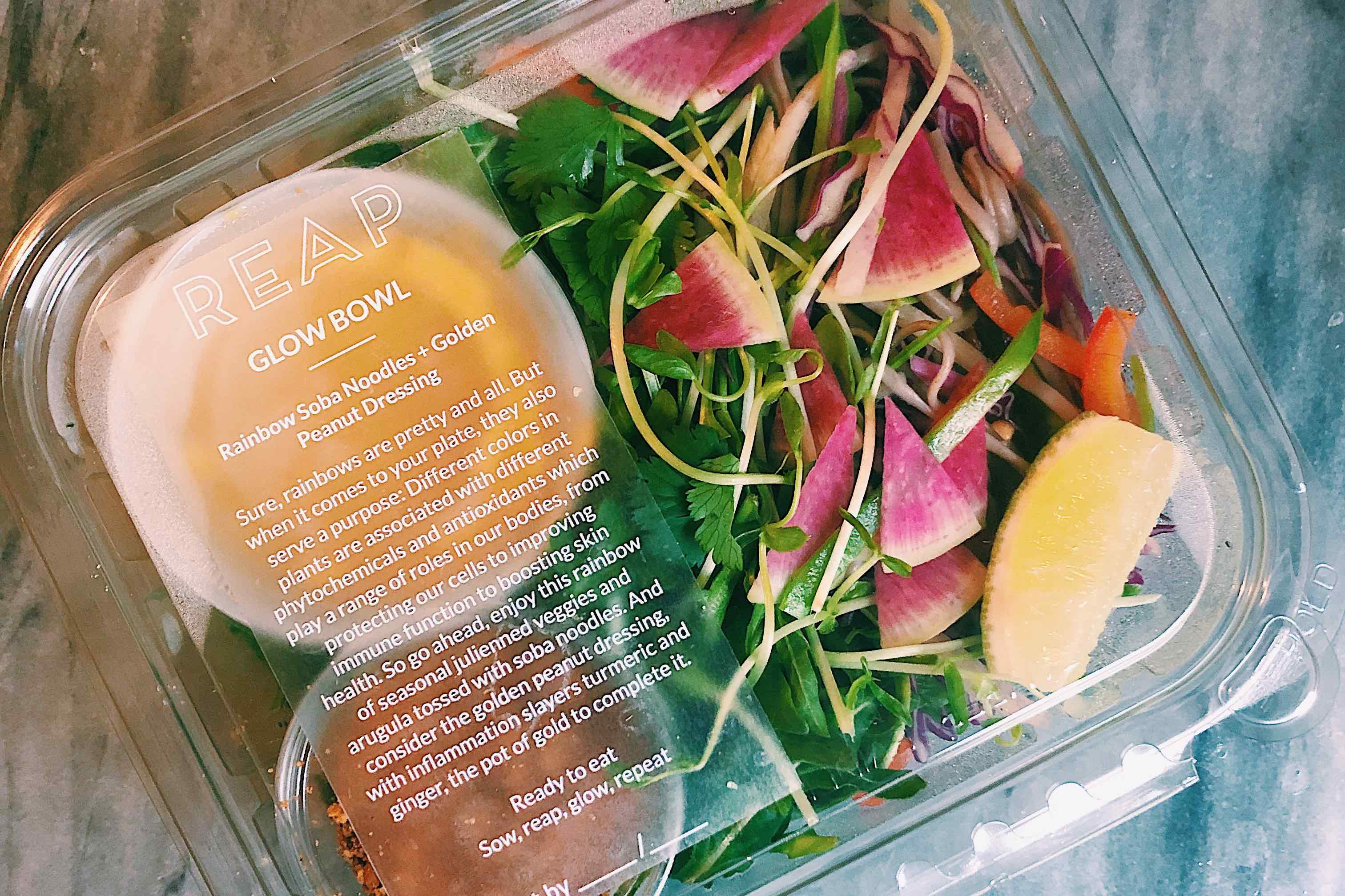 Lunch Just Got Easier With This New Salad Delivery Service