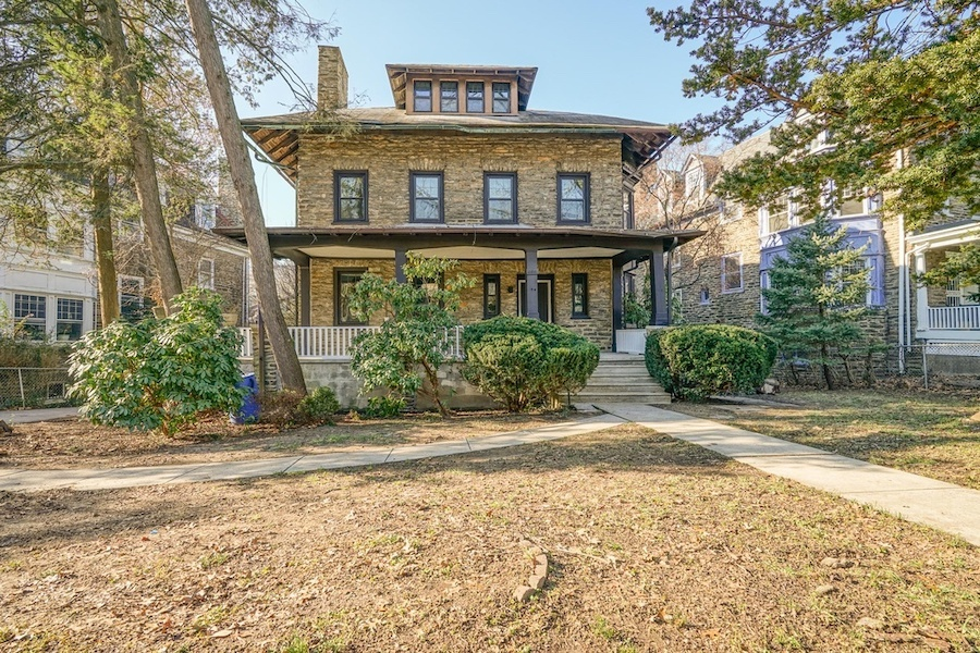 House For Sale Renovated Craftsman In West Mt Airy