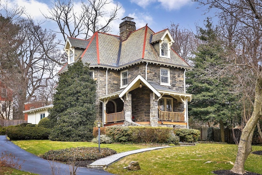 House For Sale Distinctive Victorian In West Mt Airy