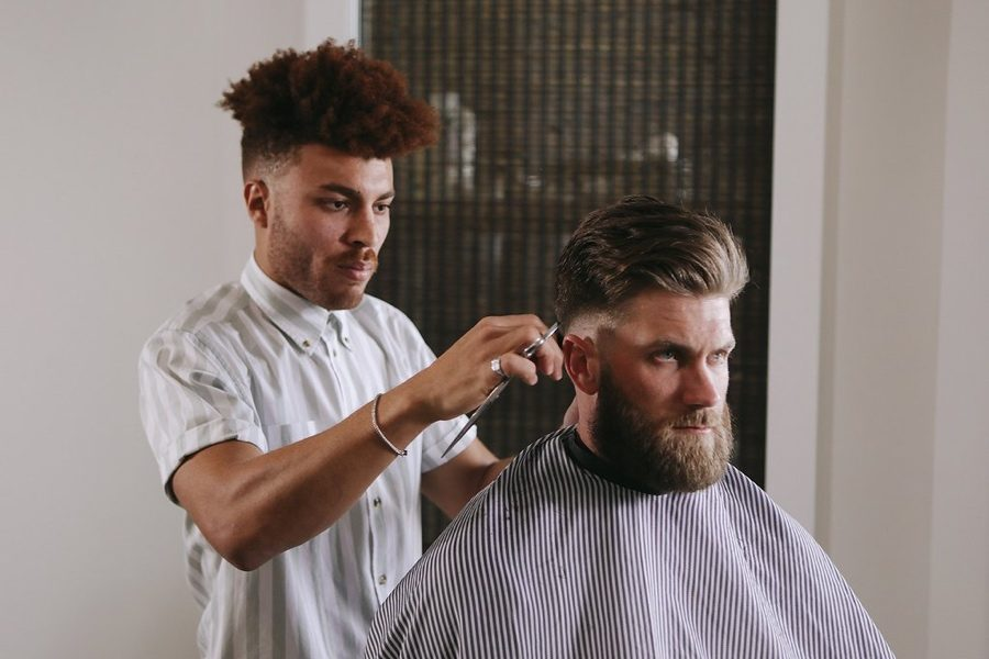 Bryce Harper Is Bringing A Barber Shop Speakeasy To Philly