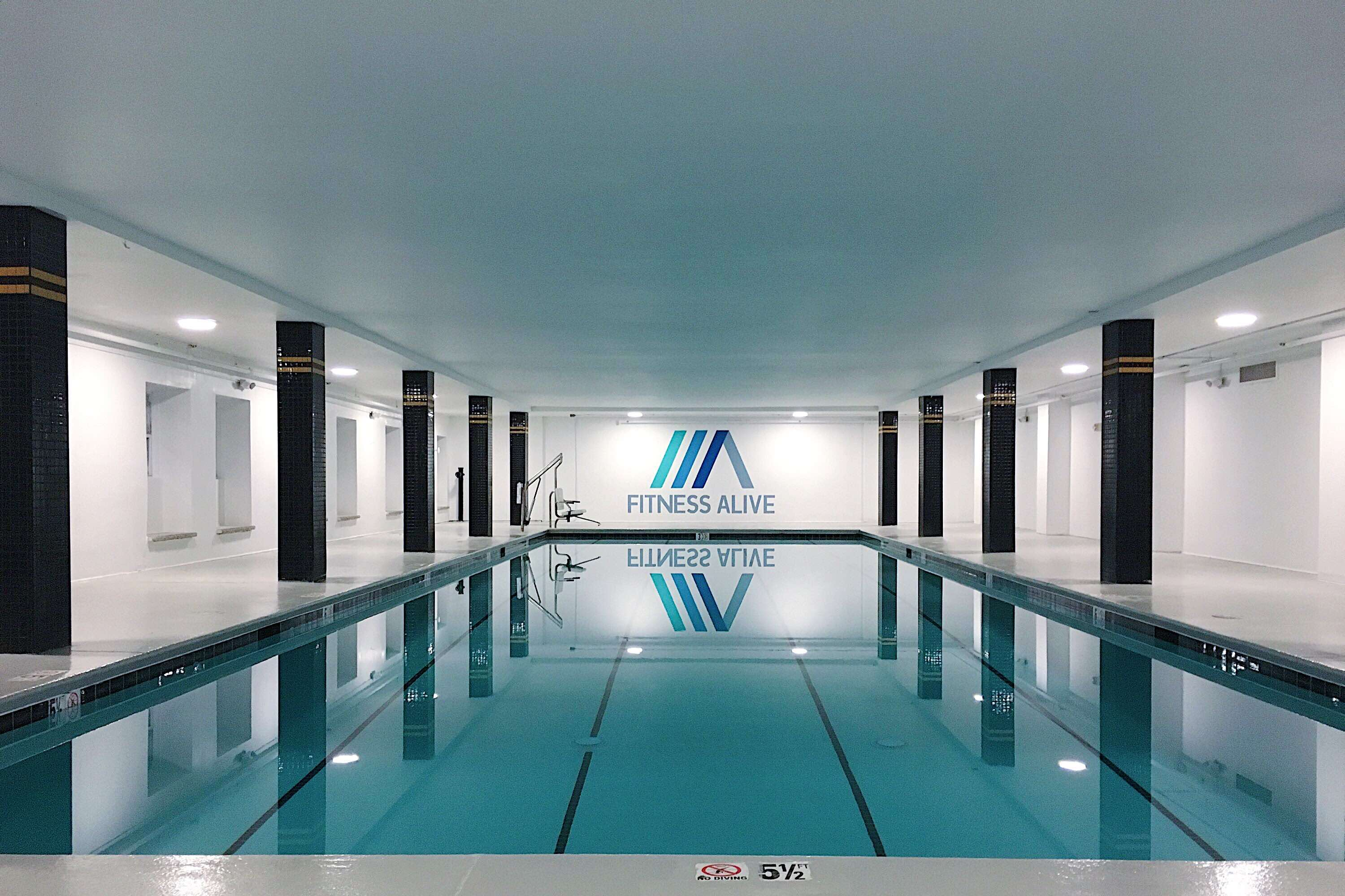 Center City Is Getting an Indoor Pool With Lap-Swimming ...