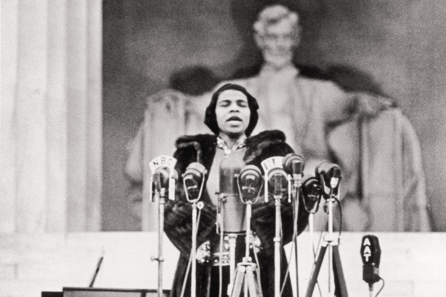 Philly's Marian Anderson Is Getting Some Long-Overdue Love