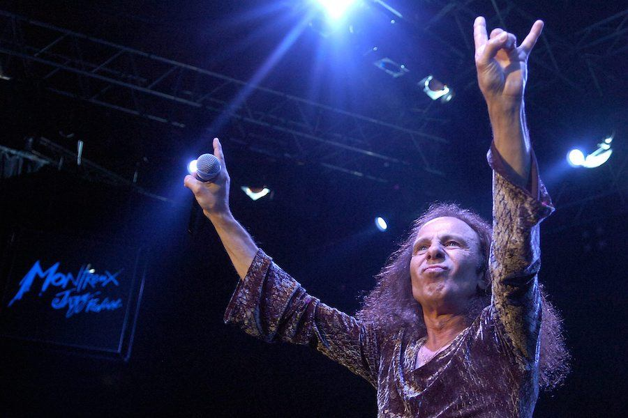Good Lord: The Ronnie James Dio Hologram is Coming to Town for a Concert