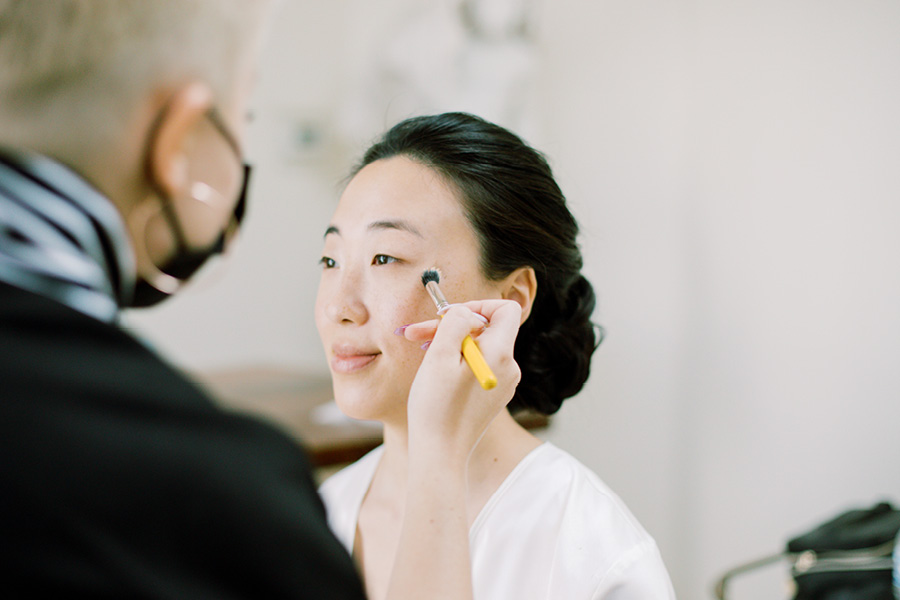 Philadelphia Bridal Hair And Makeup
