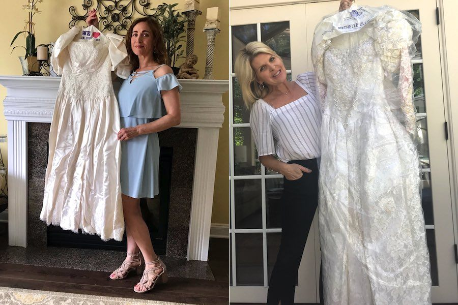 It Took The Internet Less Than 24 Hours To Find A Long Lost Wedding Dress
