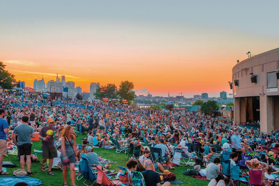 Philly Events July 2020.The 20 Philadelphia Concerts You Need To Add To Your Summer