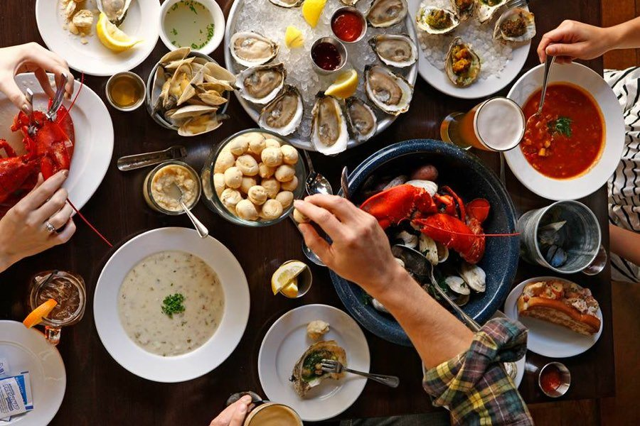 Seafood in Philadelphia: The Ultimate Guide