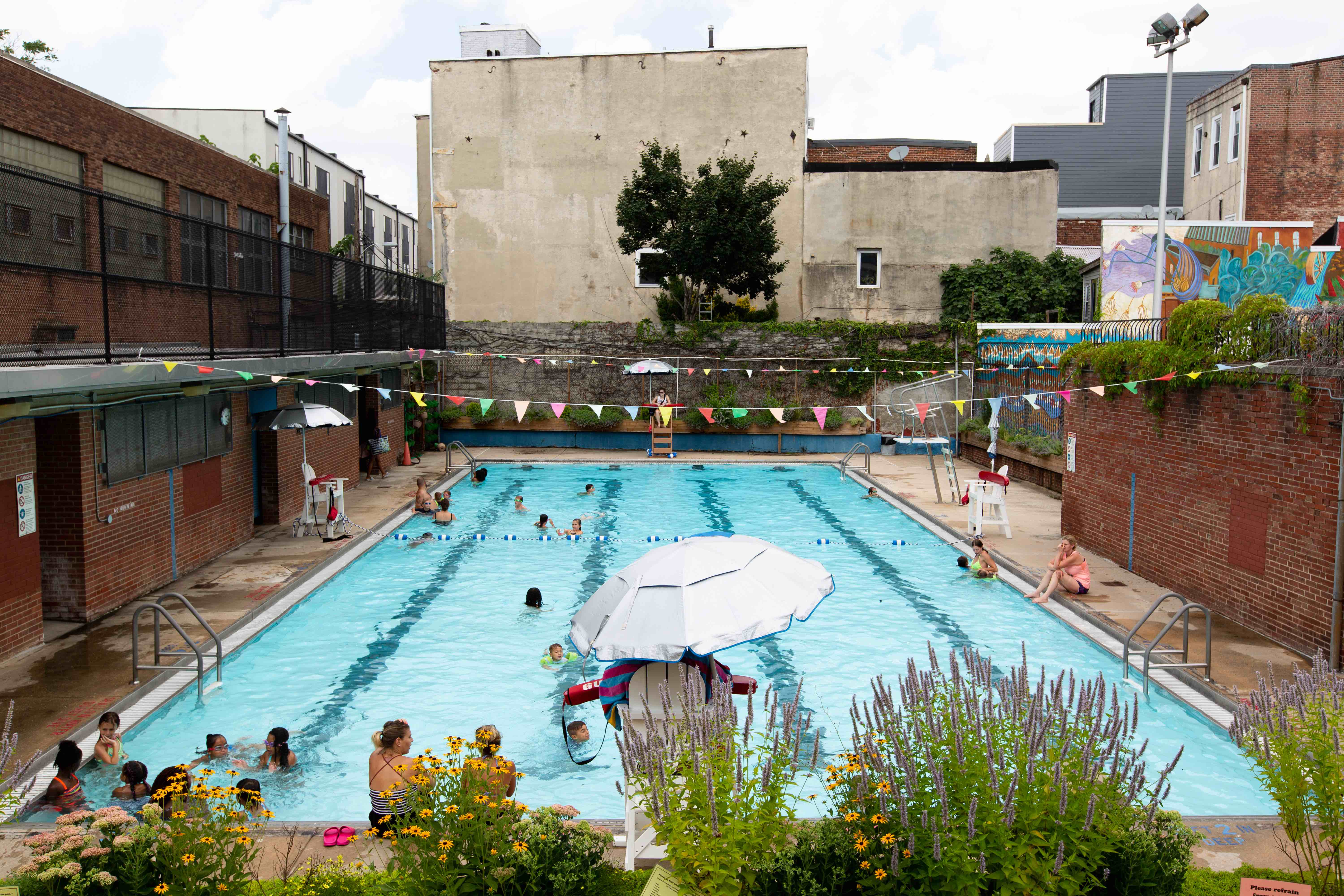 Here S A Map Of All The Philly Public Pools Open This Summer