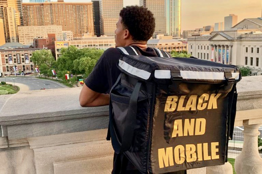 Black And Mobile Is A New Delivery Service For Black Owned