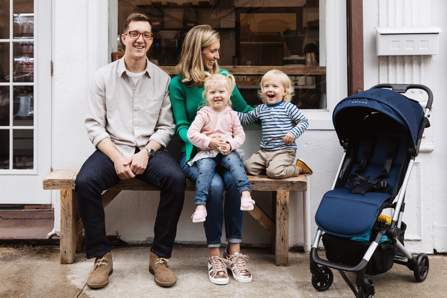Q&A: Meet the Philly Dad Whose Startup Is Shaking Up the Stroller Industry