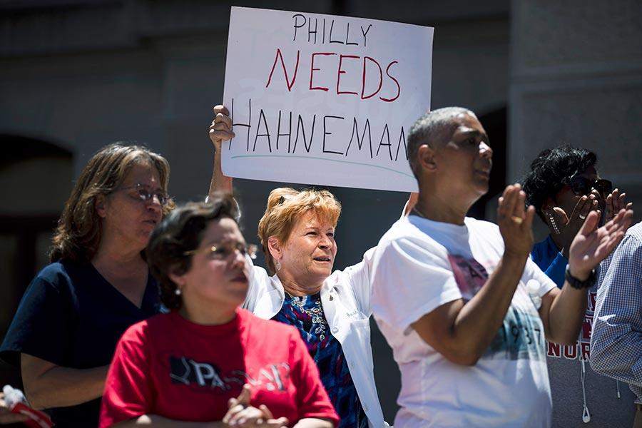 Hahnemann University Hospital Closure: What Philly Is Losing
