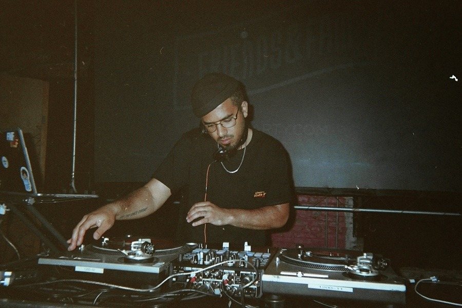 I Love My Job: The West Philly DJ Behind Philly's Popular Friends & Fam Party