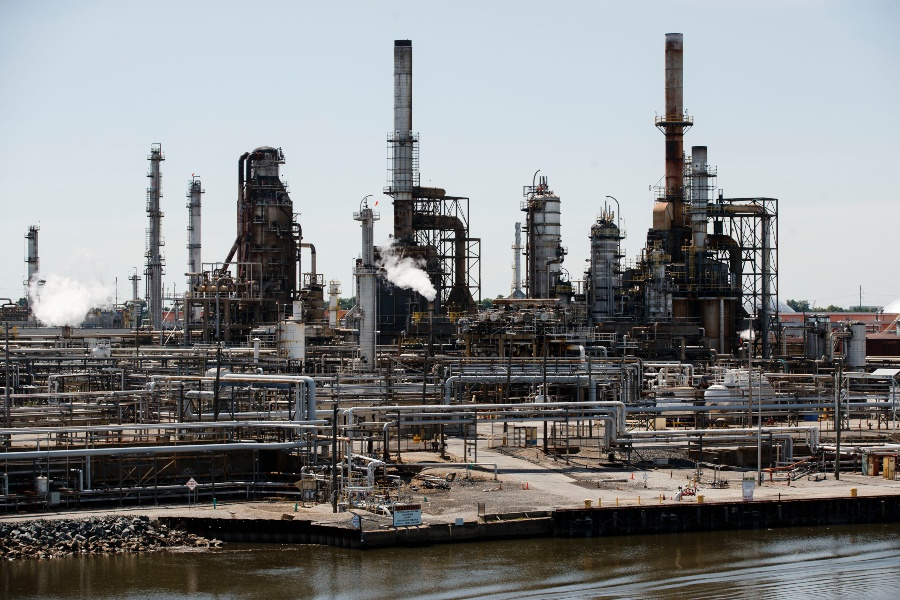 City Sends Out Alert Regarding PES Oil Refinery
