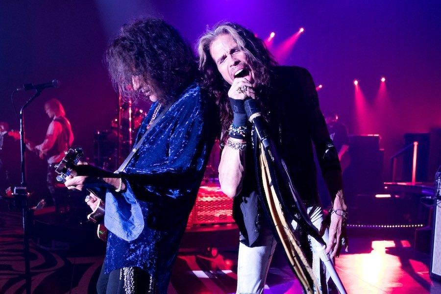 It Happened Last Night: Aerosmith Played for 3,000 People in Atlantic City