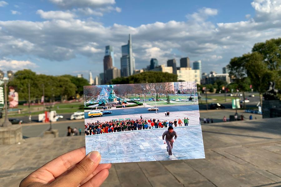 A Travel Blogger Took Incredible Photos of Iconic Philly Film Locations