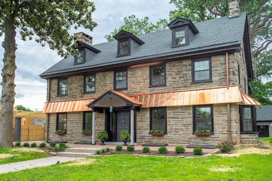 House For Sale Restored Colonial In Mt Airy