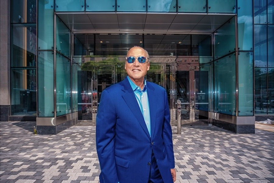 I Love My Job: The Man Behind Fashion District, the Gallery's $420M Revamp