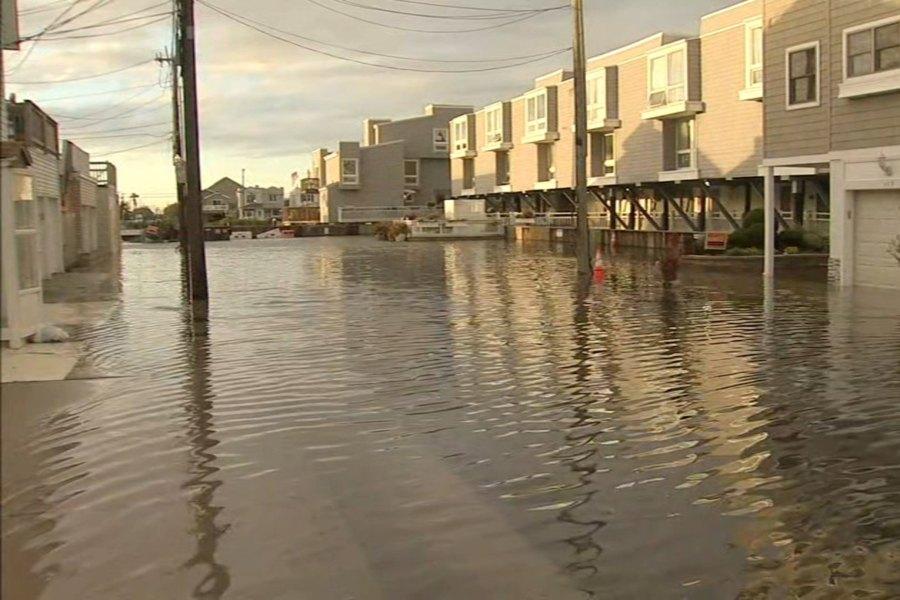 Flooding and Sunny Skies at the Shore? Get Used to It