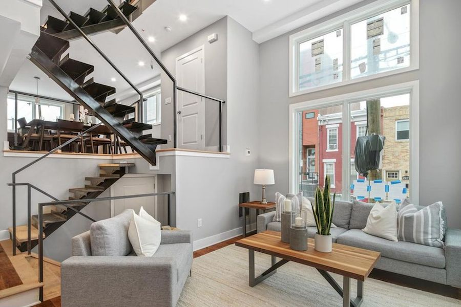 Just Listed: New Construction Townhouse in Point Breeze