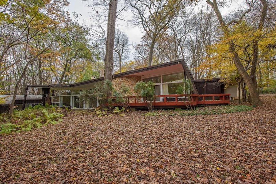 House for Sale: Midcentury Modern in Penn Valley