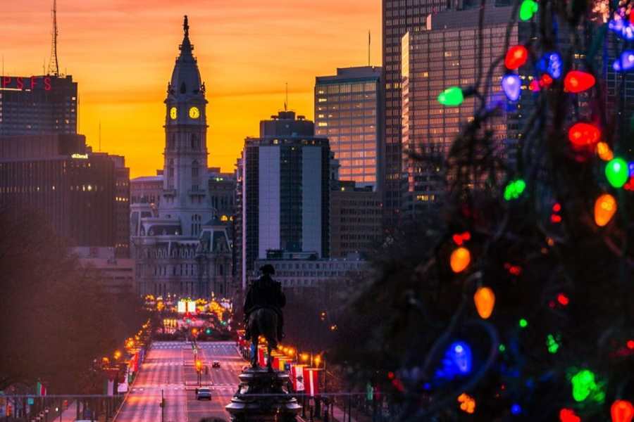 Philadelphia Christmas Shows 2021 15 Stunning Photos That Show Off Philly S Holiday Magic
