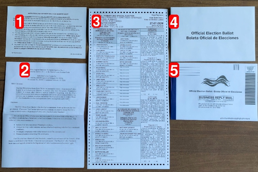 How to Make Sure Your Pennsylvania Mail-in Ballot Isnt