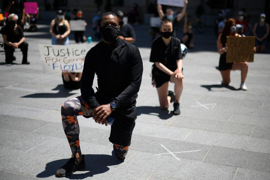 PHOTOS: Thousands Join George Floyd Protests in Philadelphia