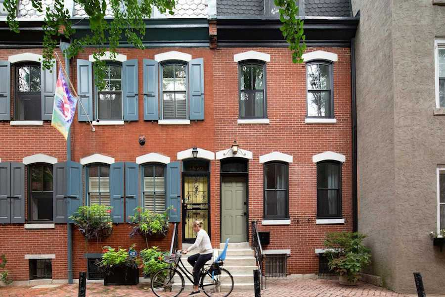 Modern Logan Square Victorian House For Sale