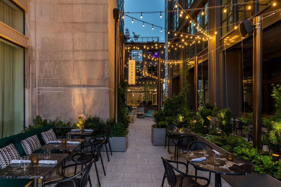 Rooftop Bars And Restaurants For Outdoor Seating And Drinking In Philly
